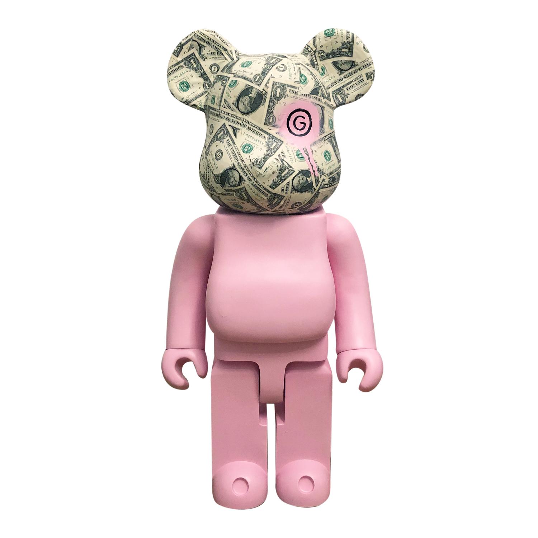 Glod-Dollar-Bear